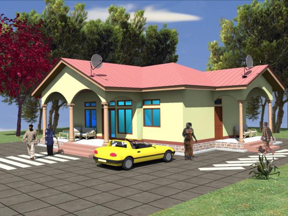 Modele 1 : Villa Type T3