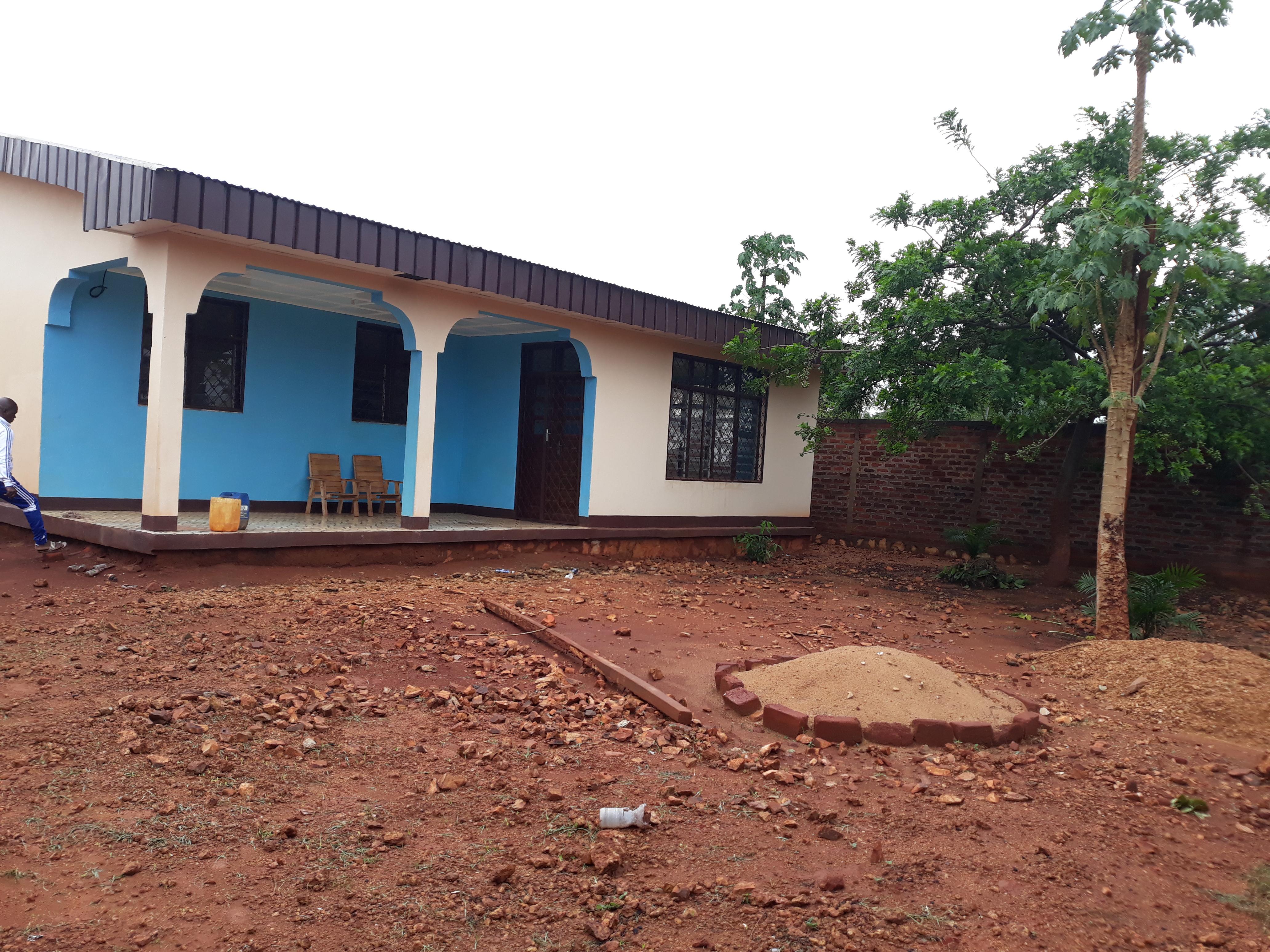 Maison en location à PK16 sur la route de BOALI